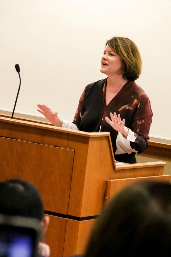 Maureen Ohlhausen Visits NDLS